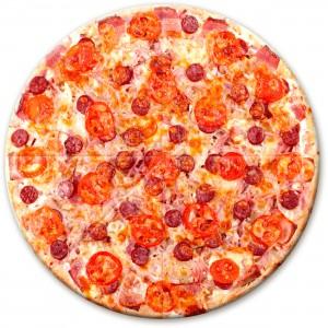 Пицца SUPER папперони (тонкое тесто)