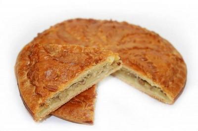 Пирог с мясом и картофелем 850г.