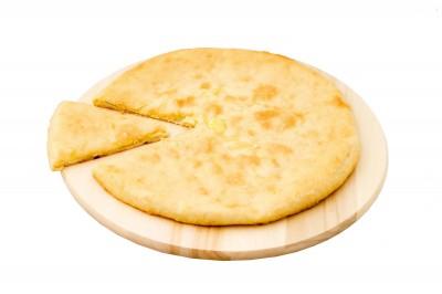 Пирог с  картофелем и сыром 0,850г.