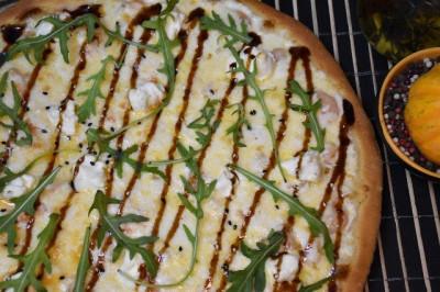 Pizza Hit № 3 (тонкое тесто)